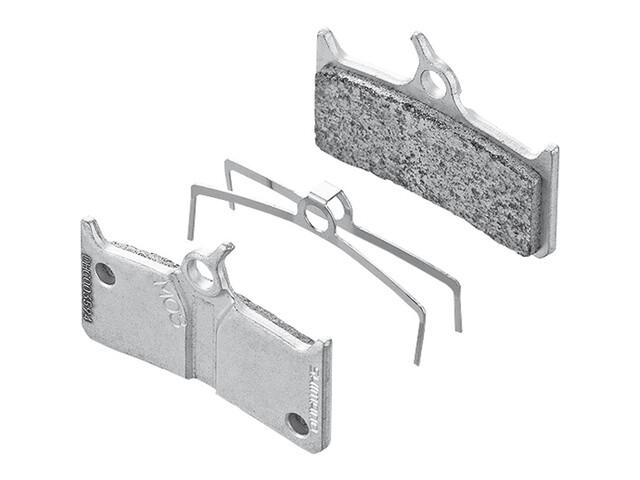 Shimano M03 Bromsbelägg Metal grå